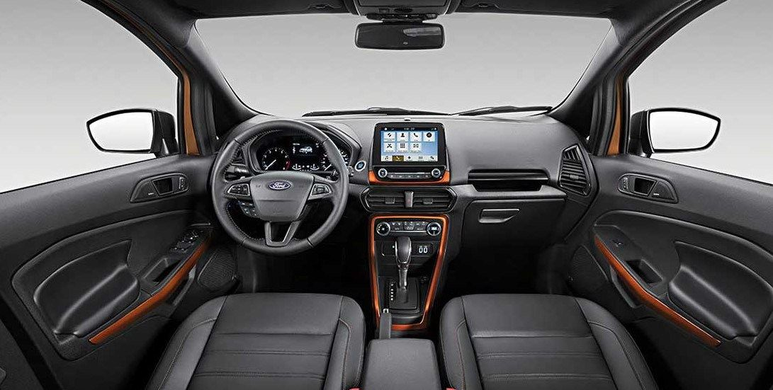 2019 Ford Ecosport Device Photo In Dashboard Ford Ecosport