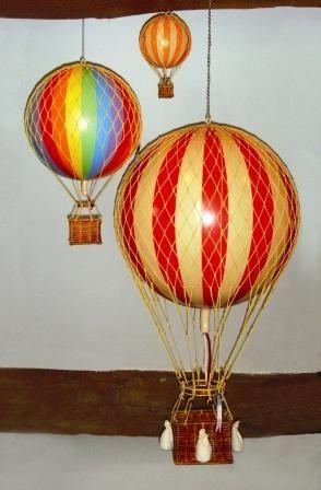 Hot Air Balloon Lanterns Balloon Lanterns Hot Air Balloon Air