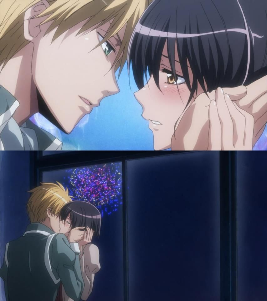 Misaki ♥ Usui... Takumi was deemed perfect, but fell in love with a girl who only saw his flaws.