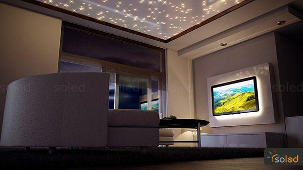Jak Dobrać Oświetlenie Led Do Salonu Jak Rozmieścić Loft