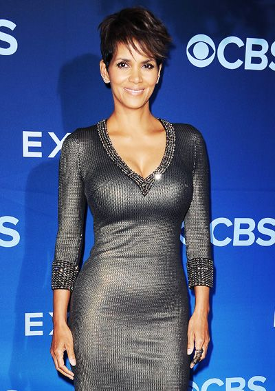 "Halle Berry attends the premiere of ""Extant"" at California Science Center"