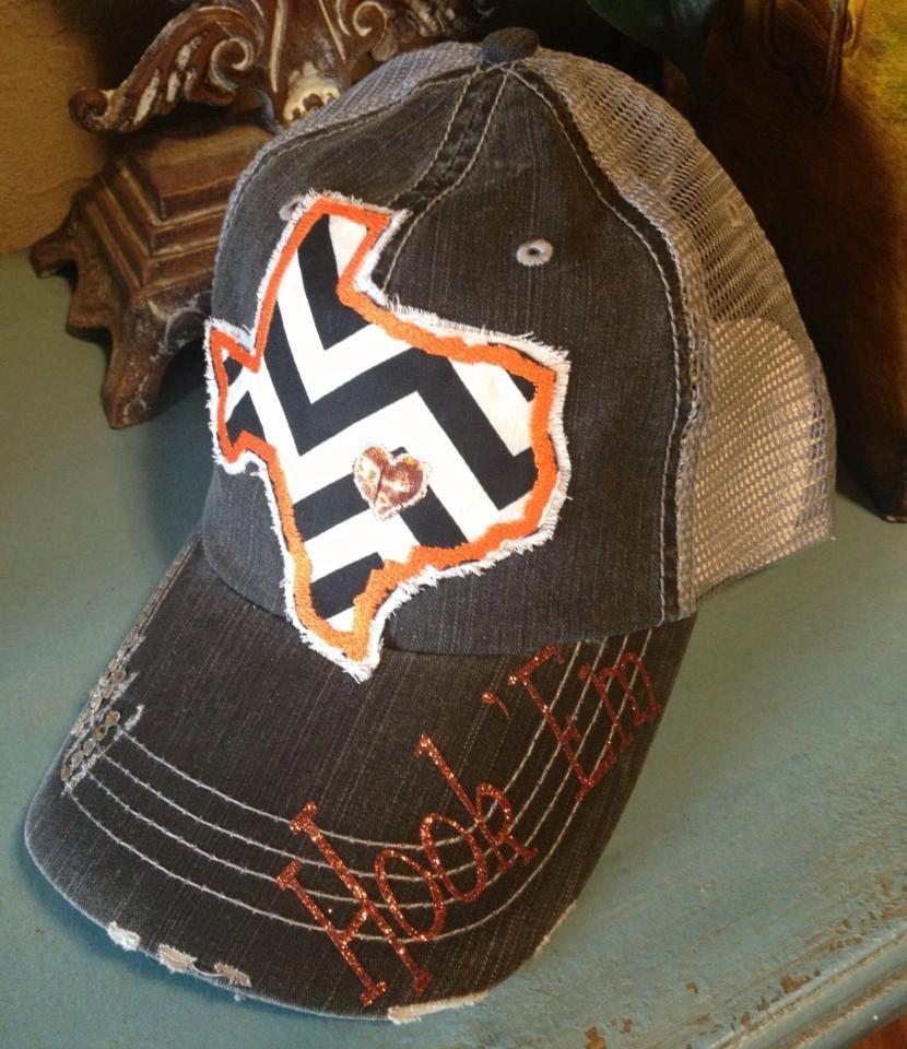 45a41eaec University of Texas Longhorns State Baseball Bling Ladies Womens ...