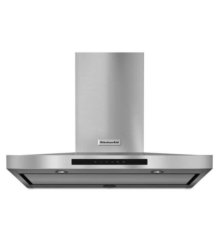 KitchenAid KVWB606D 600 CFM 36 Inch Wide Stainless Steel Wall Mount Range  Hood W Stainless