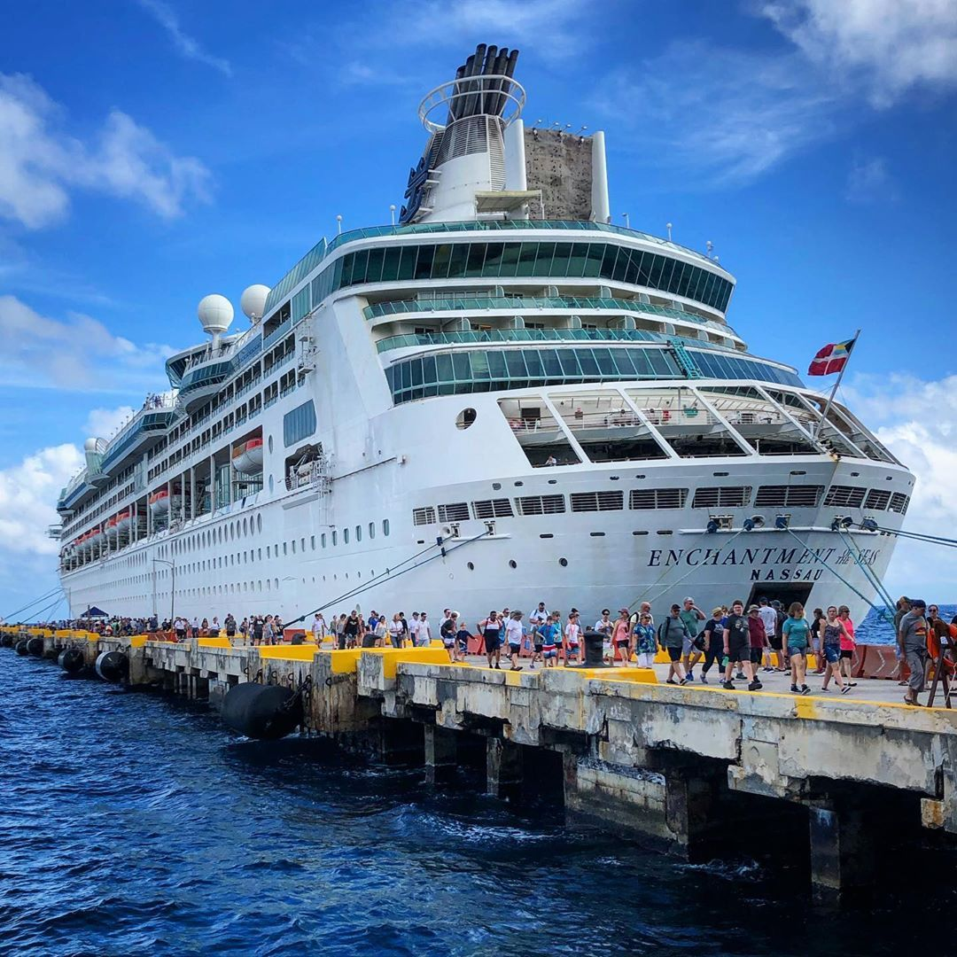 Royal Caribbean, you've exceeded our expectations! Our