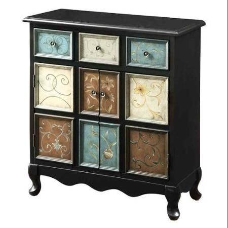 Accent Chest in Multicolor