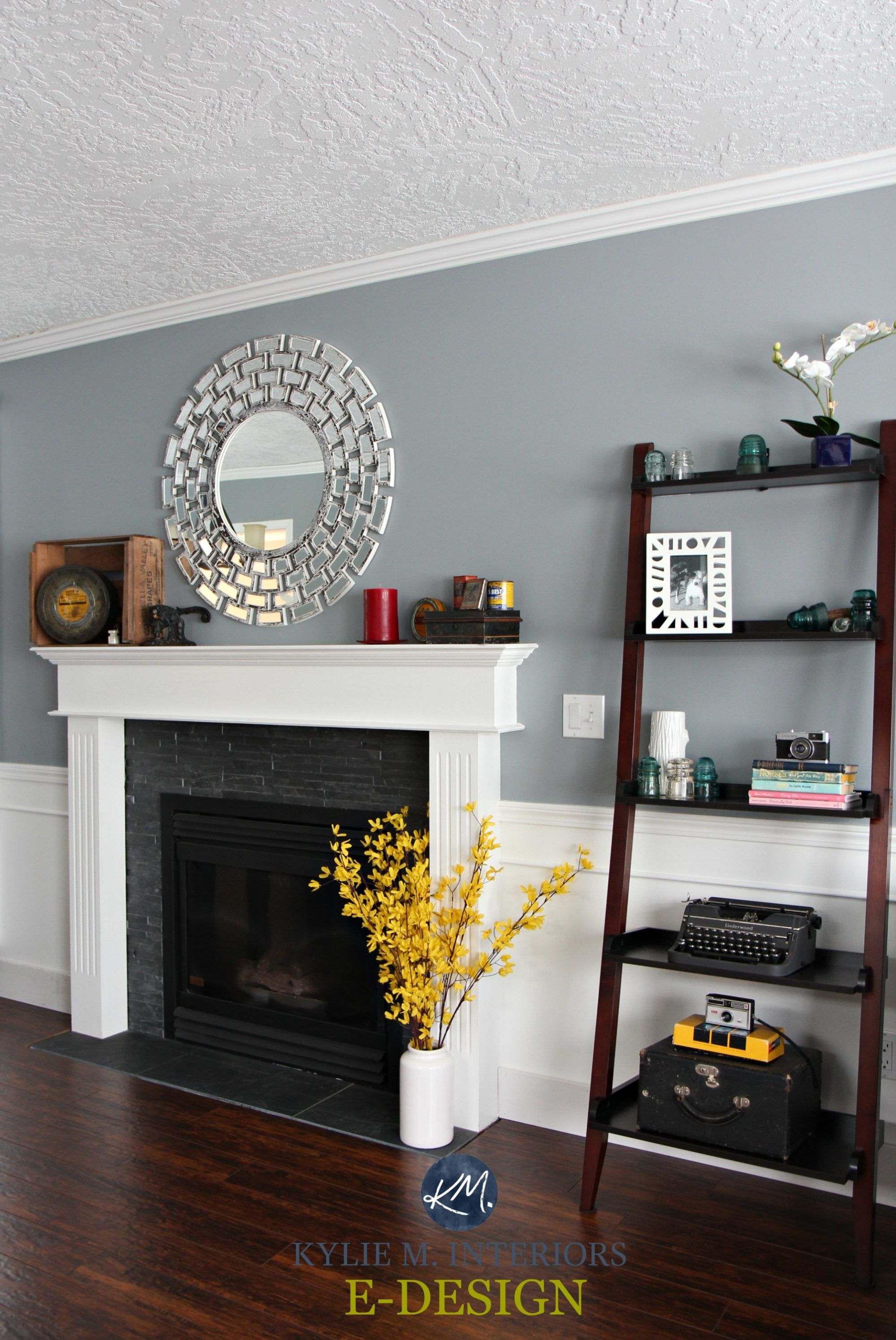Colour Review Sherwin Williams Network Gray Color