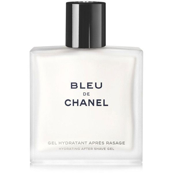 CHANEL BLEU DE CHANELHydrating After Shave Gel (€40) ❤ liked on Polyvore featuring men's fashion, men's grooming and men's shaving