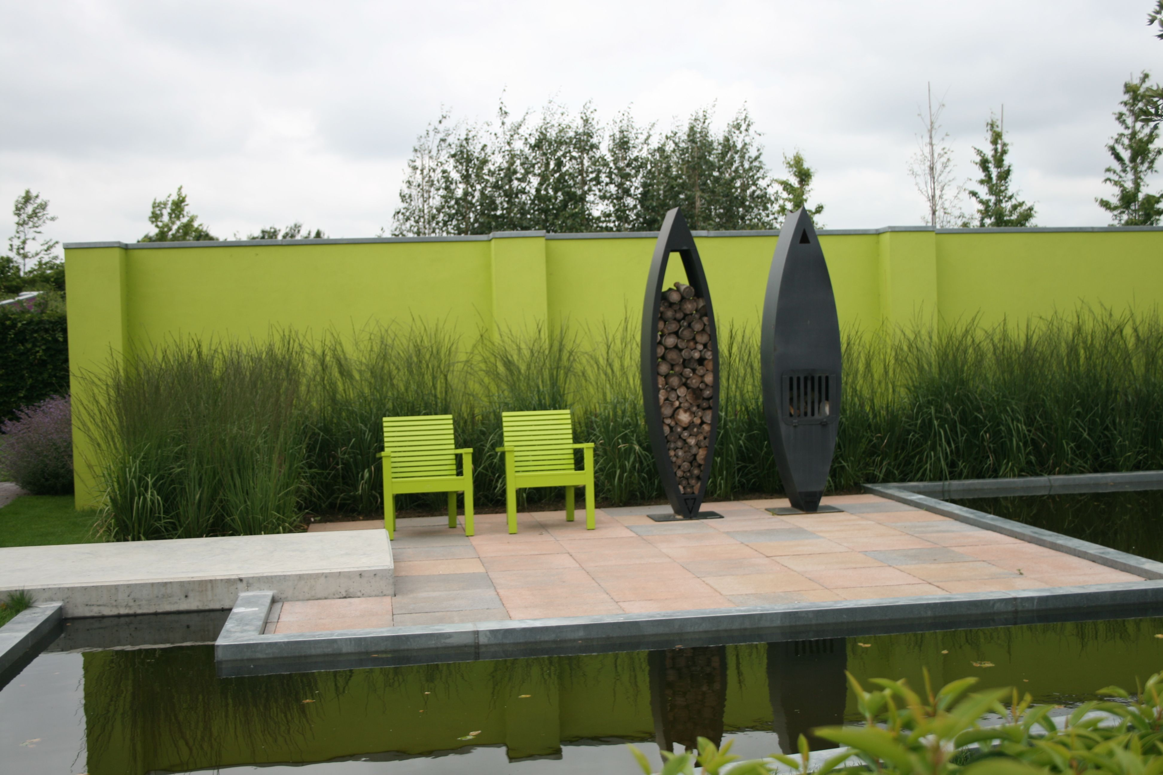 gartenreise holland/ grÄser / wasser im garten | garden, Gartengerate ideen