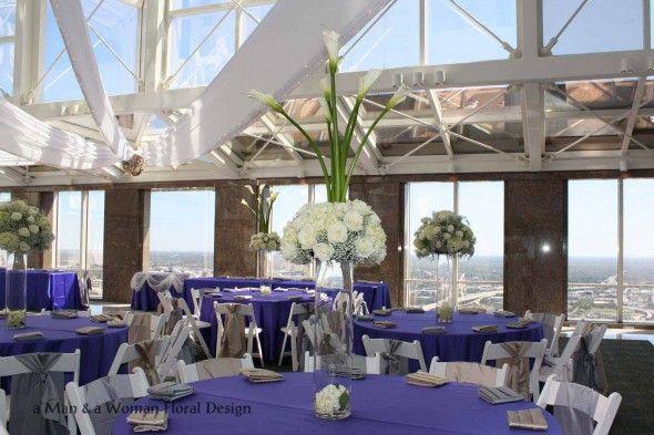Petroleum Club Irving Texas Wedding Reception Venues Venue