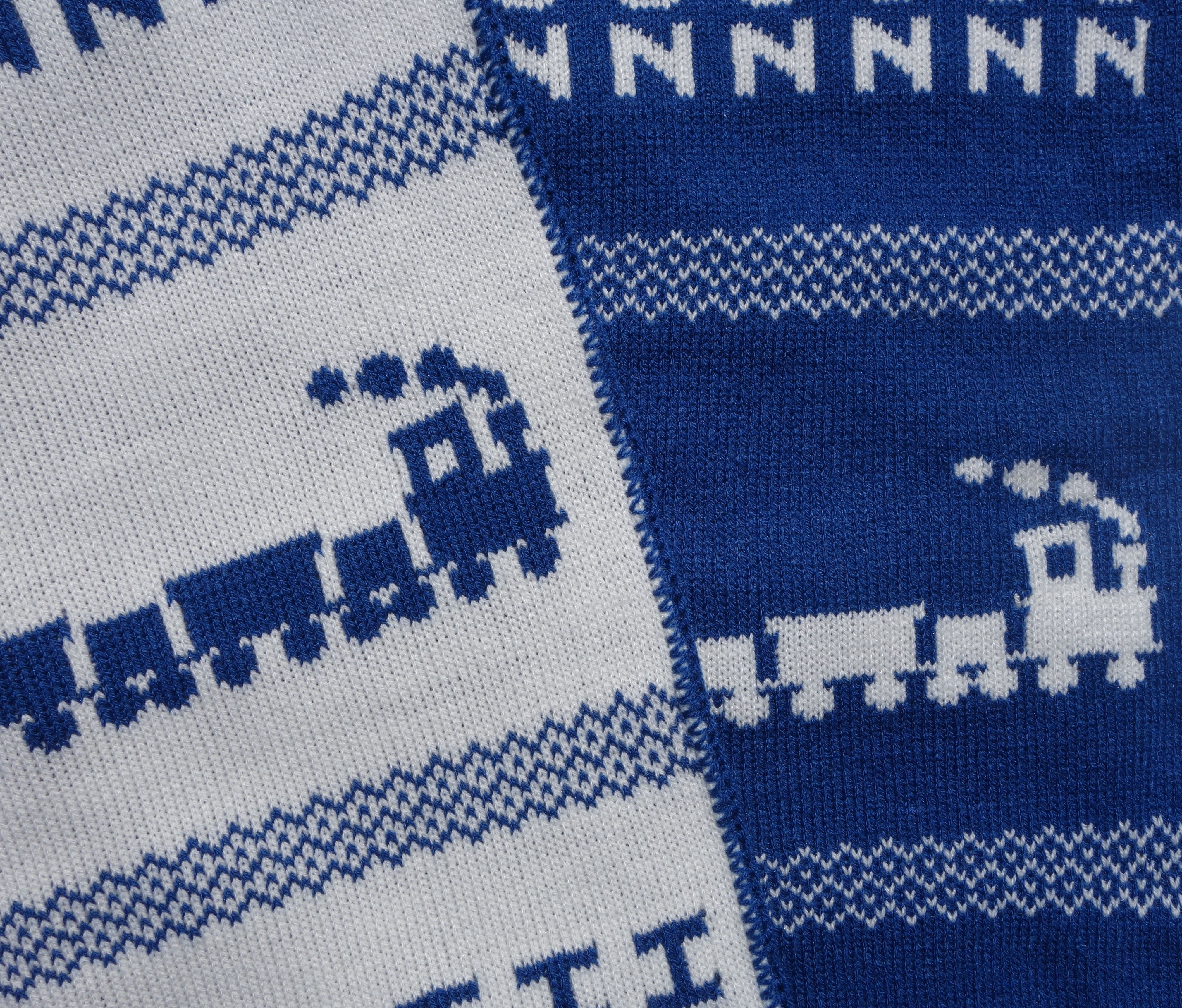 Train motif knit to order personalized baby blankets babys train motif knit to order personalized baby blankets babys name and birthday negle Gallery