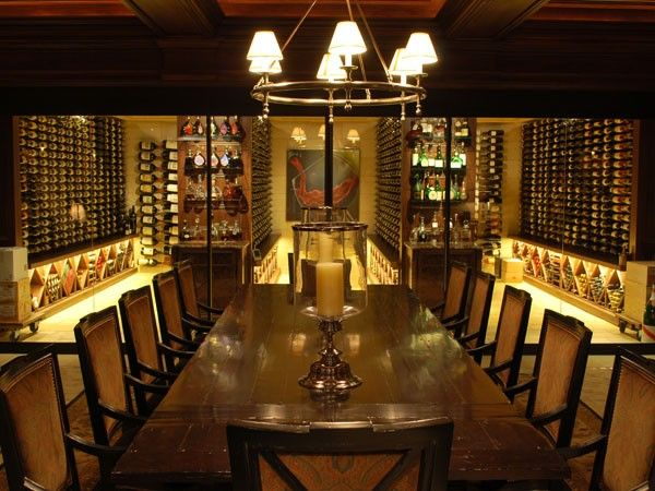 Show Us Your Wine Cellar Vinos Vino