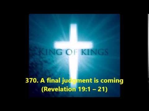 Armageddon: Revelation 19:1-21 King James Version (KJV)