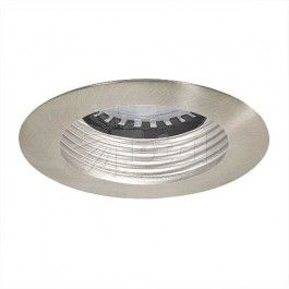 Led Under Cabinet Recessed Satin Baffle Satin Trim 12 Volt 1 Watt Mr11 Led Mr11 Led Led Under Cabinet Lights Led