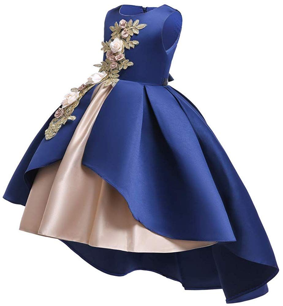 Amazon.com: AIMJCHLD Party Dress for Toddler Little Baby Girls