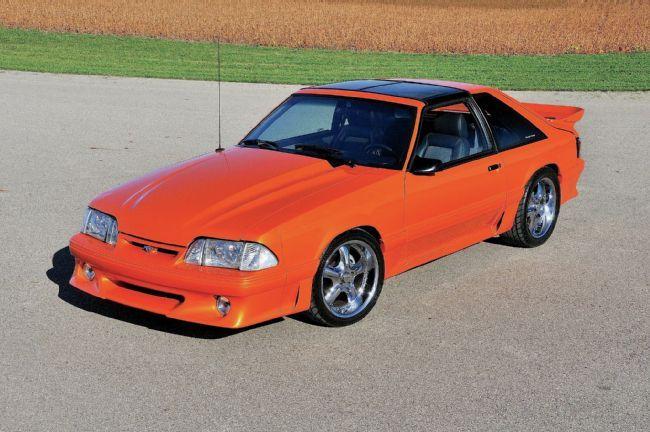 Pin On Foxbody Mustangs