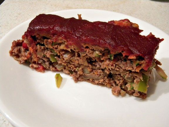 South Beach Meatloaf Recipe