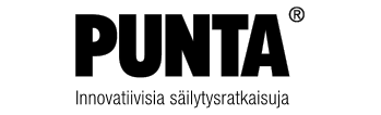 Palvelemme arkisin klo 8.00-16.00 Teollisuustie 2  25460 Kisko  puh. 02-7221 321  info@punta.fi  www.punta.fi