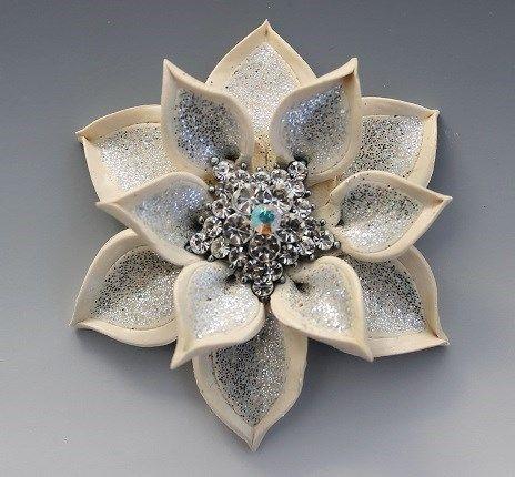 cabochonmania wedding flower