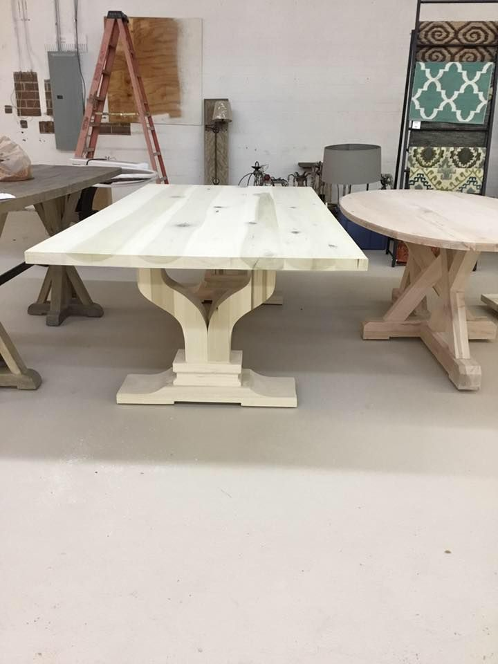 Custom Tables By Pepper Co Call Us At 980 622 6334