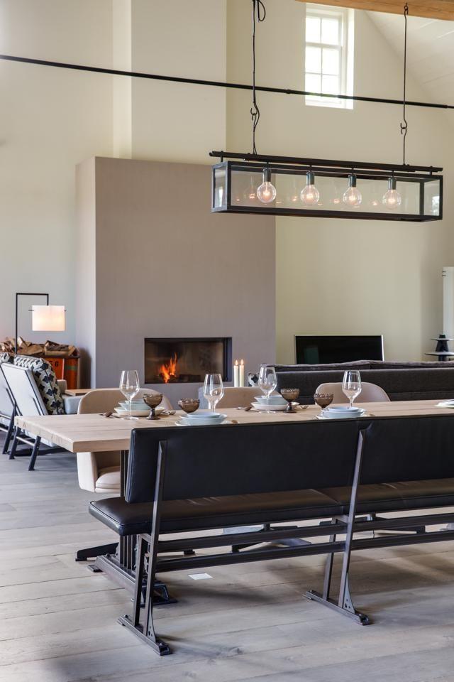artistiek van bouwval tot prachtig interieur landelijke stijl hoog exclusieve woon en tuin inspiratie