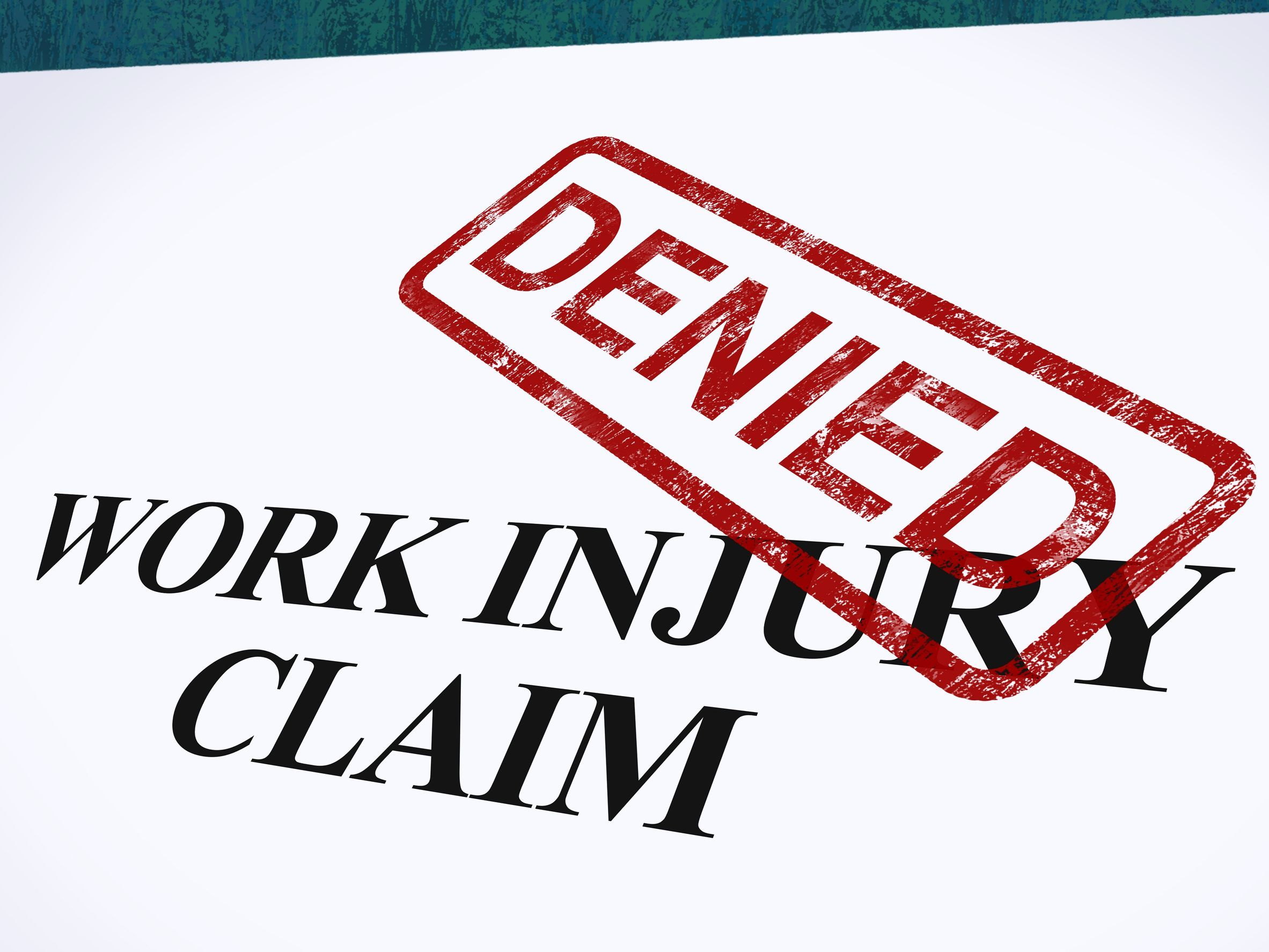 Independent Contractor or Employee Denied Work Injury