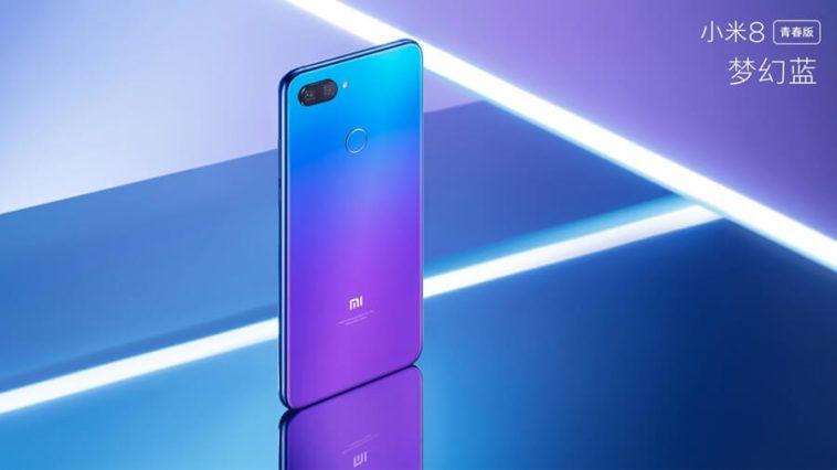 Xiaomi Mi 8 Lite Snapdragon 660 Cpu Up To 6gb Ram Gradient Color Xiaomi Smartphones For Sale Samsung Galaxy Phone