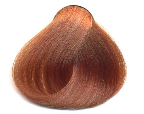 Light Copper Red Hair Color Sample Sanotint Light 85 Venetian
