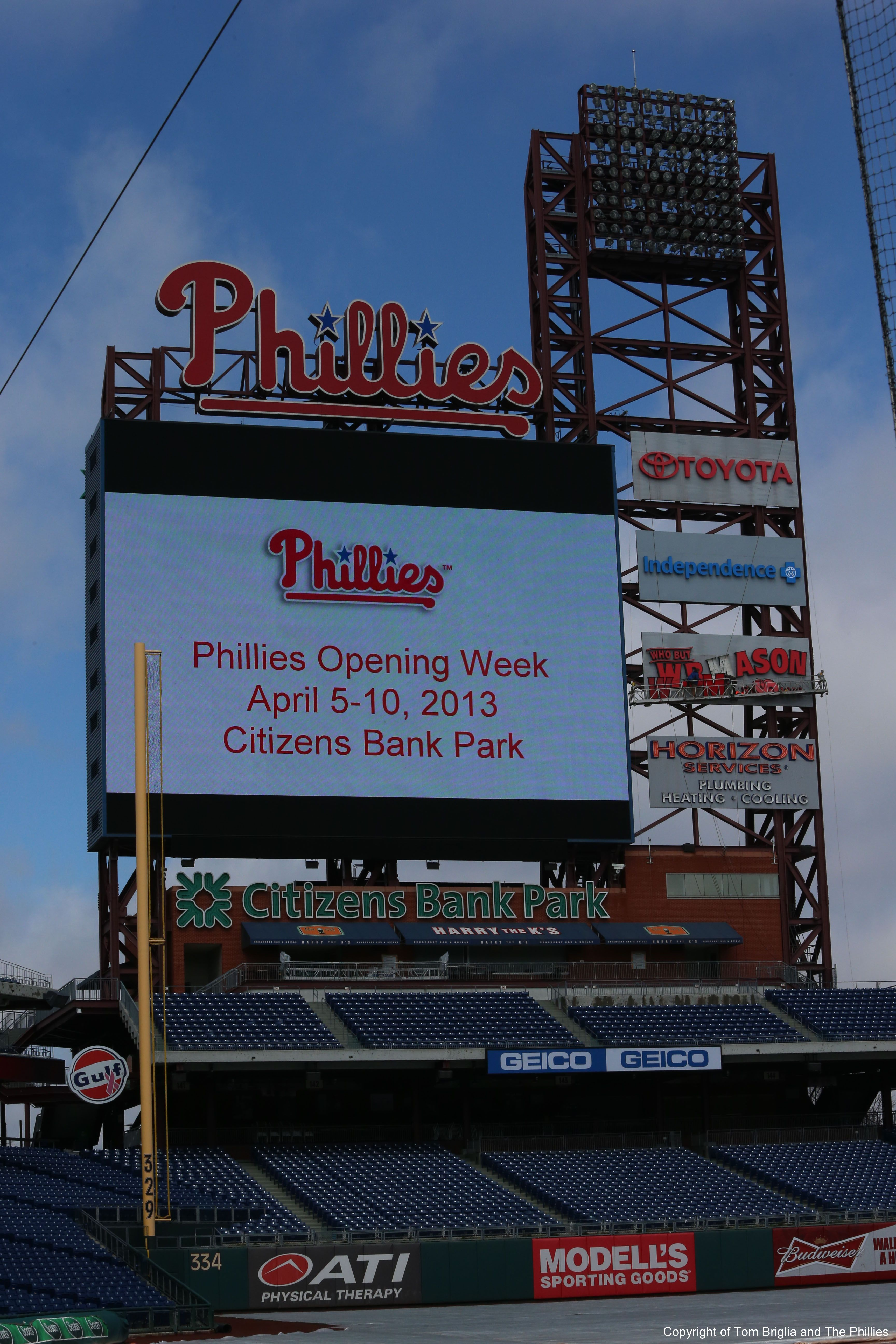 What S Hot This Season At Citizens Bank Park Home Of The Phillies Philadelphia Sports Philadelphia Phillies Citizen