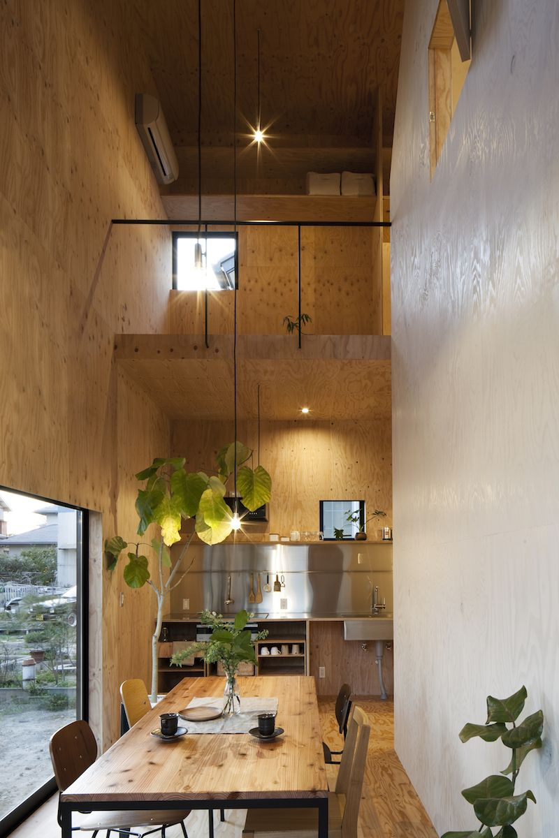 Ant House by mA-style architects | interiour design / architecture ...