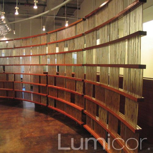 Lumicor - partition wall