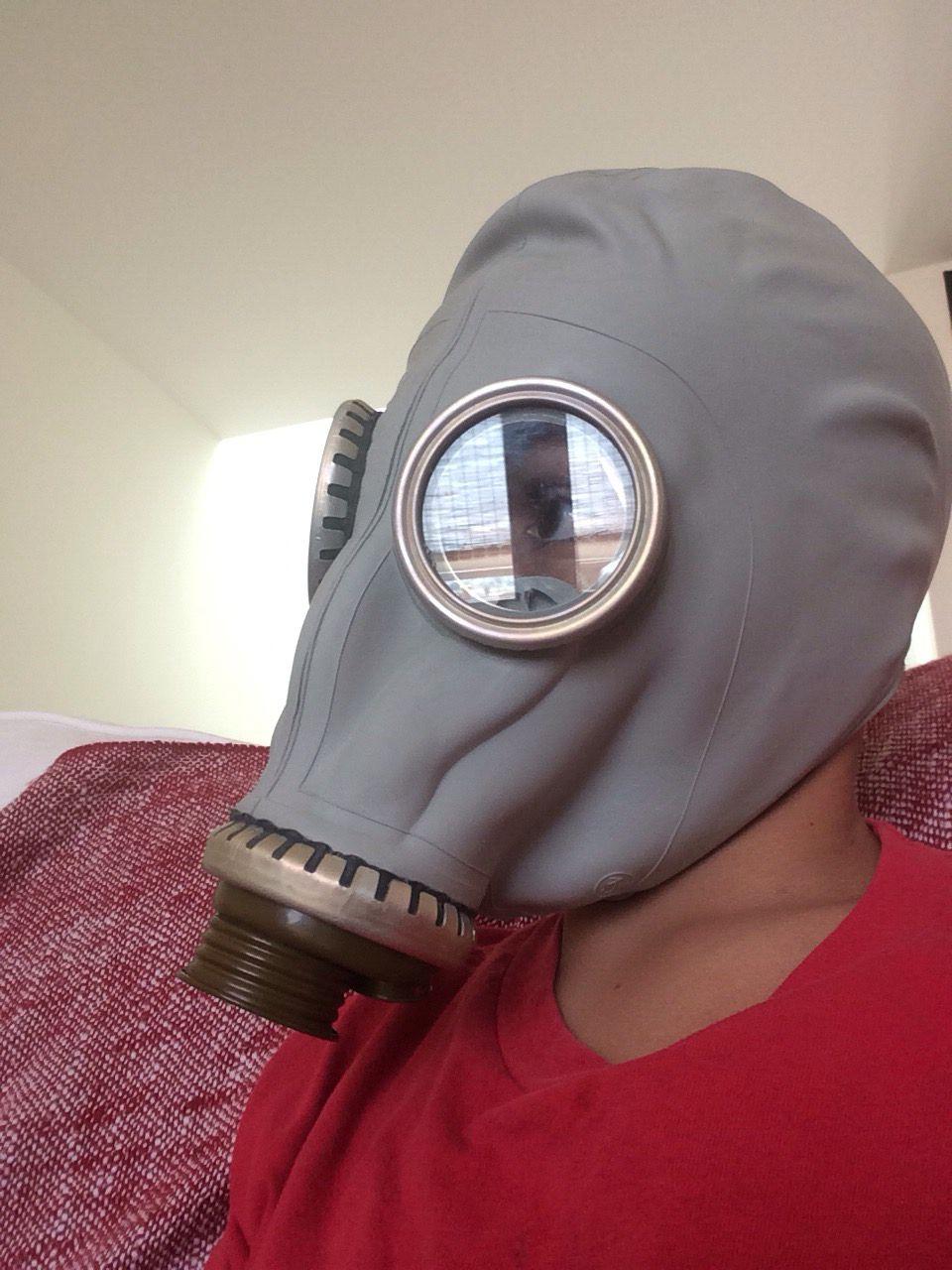 My Soviet GP-5 Gas Mask | Gas Masks | Pinterest | Masking