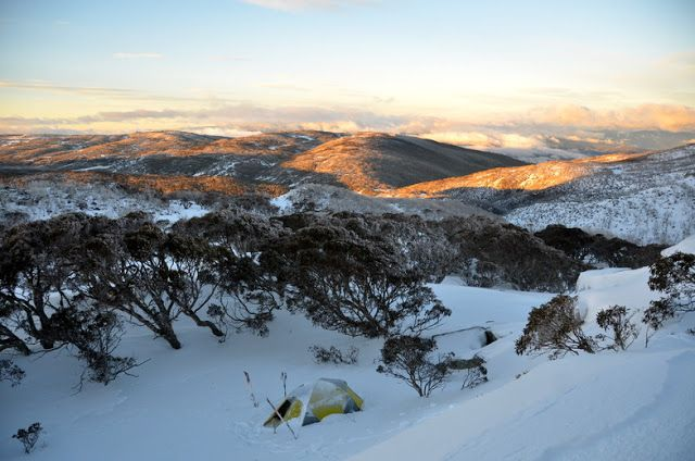 Thredbo Puncak Gunung Salju Terindah Di Australia Sebagai Salah Satu Obyek Wisata Alam Di Australia Thredbo Menjad Fotografi Pemandangan Pemandangan Australia