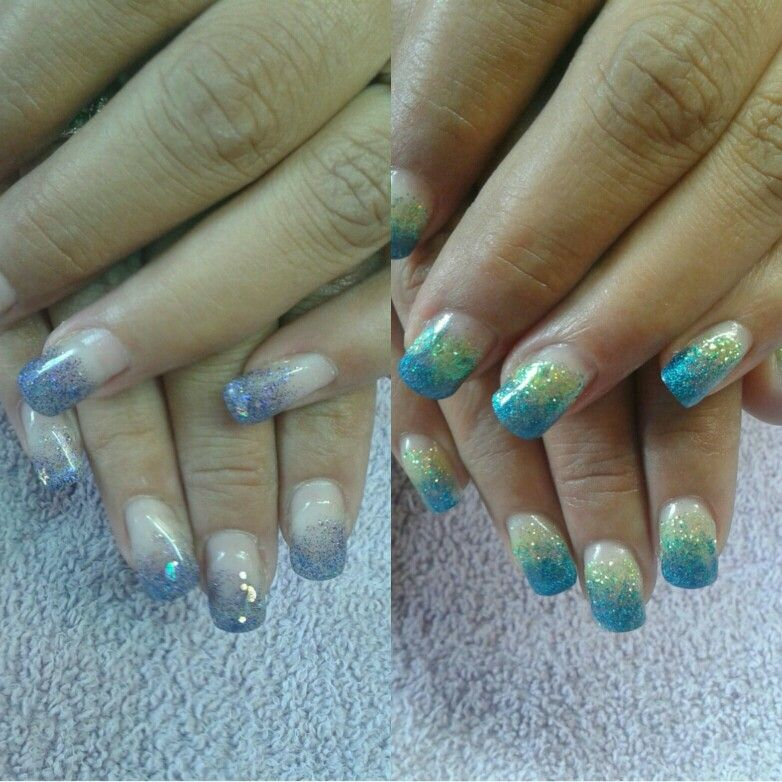 Spin The Bottle Nail Polish Game Gotr Girlsontherun: Before And After Gel Nails Fill By Lisa.