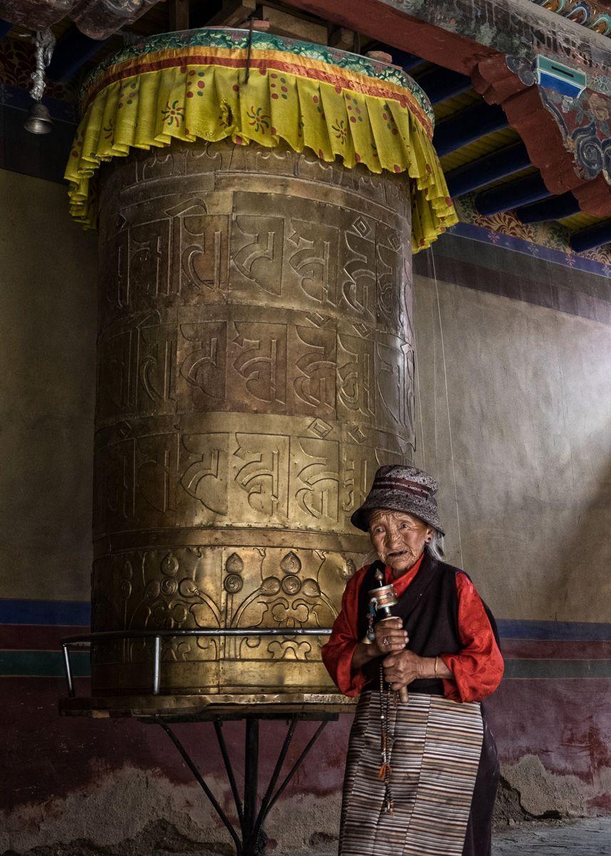 Plegarias. Tibet