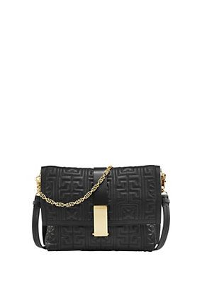046f6695a769 Versace -  GREEK nappa leather shoulder bag