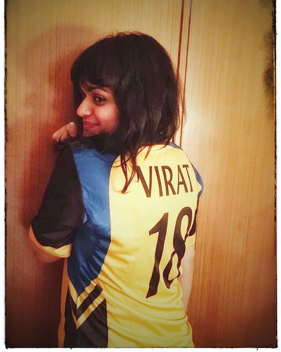 Happy Birthday virat.kohli !! I am so inspired by your
