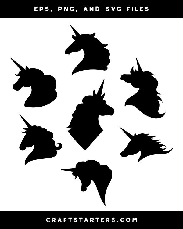 Unicorn Head Silhouette Clip Art Unicorn Head Silhouette Clip Art Moose Silhouette