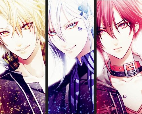 Amnesia Now Imagine How Awesome This Anime Would Be If The Story Was As Interesting As The Guys Are Hot Smirk Amnesia Anime Anime Guys Anime