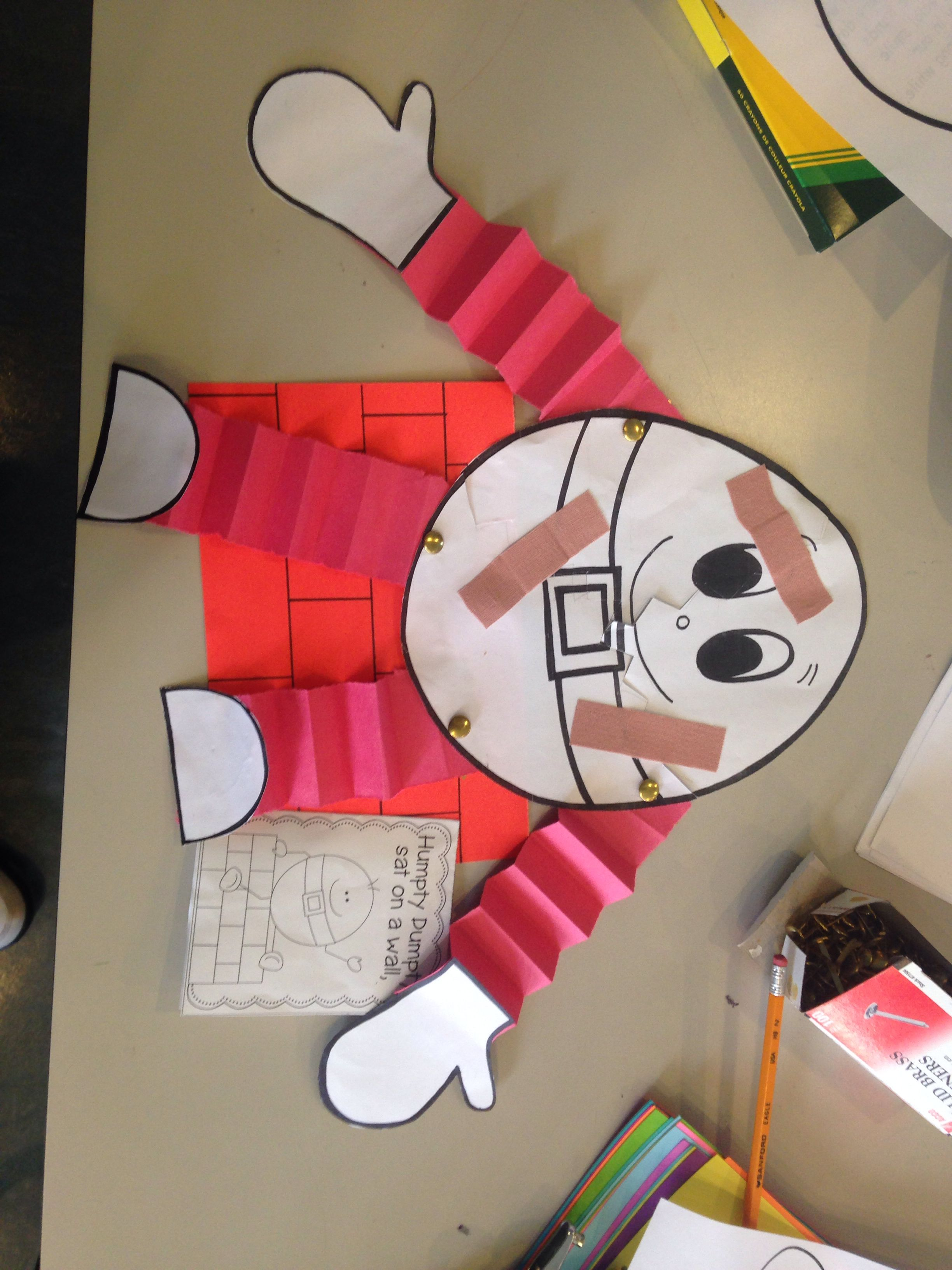 Humpty Dumpty With Images