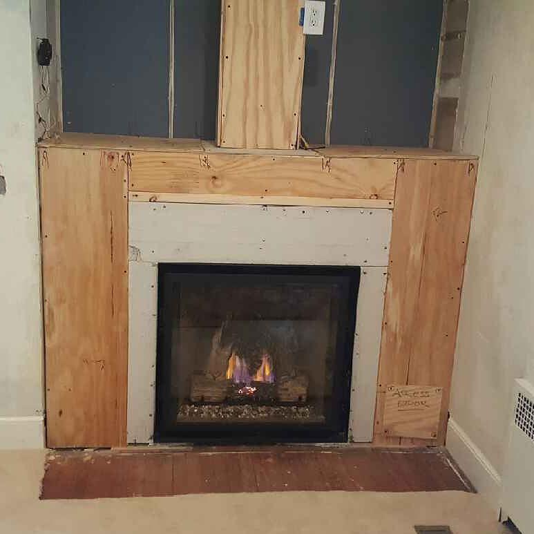 Instagram Photo By Flue Tech Chimney Venting Jun 30 2016 At 11 19am Utc Gas Fireplace Fireplace Home Improvement