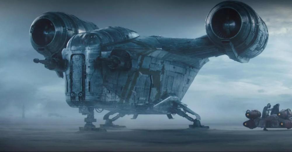 Las 41 naves más poderosas y famosas de Star Wars [fotos]