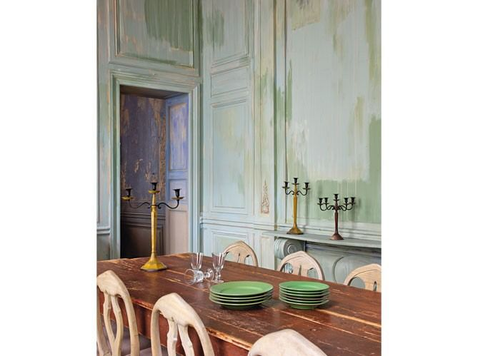 Bleu vert Provence