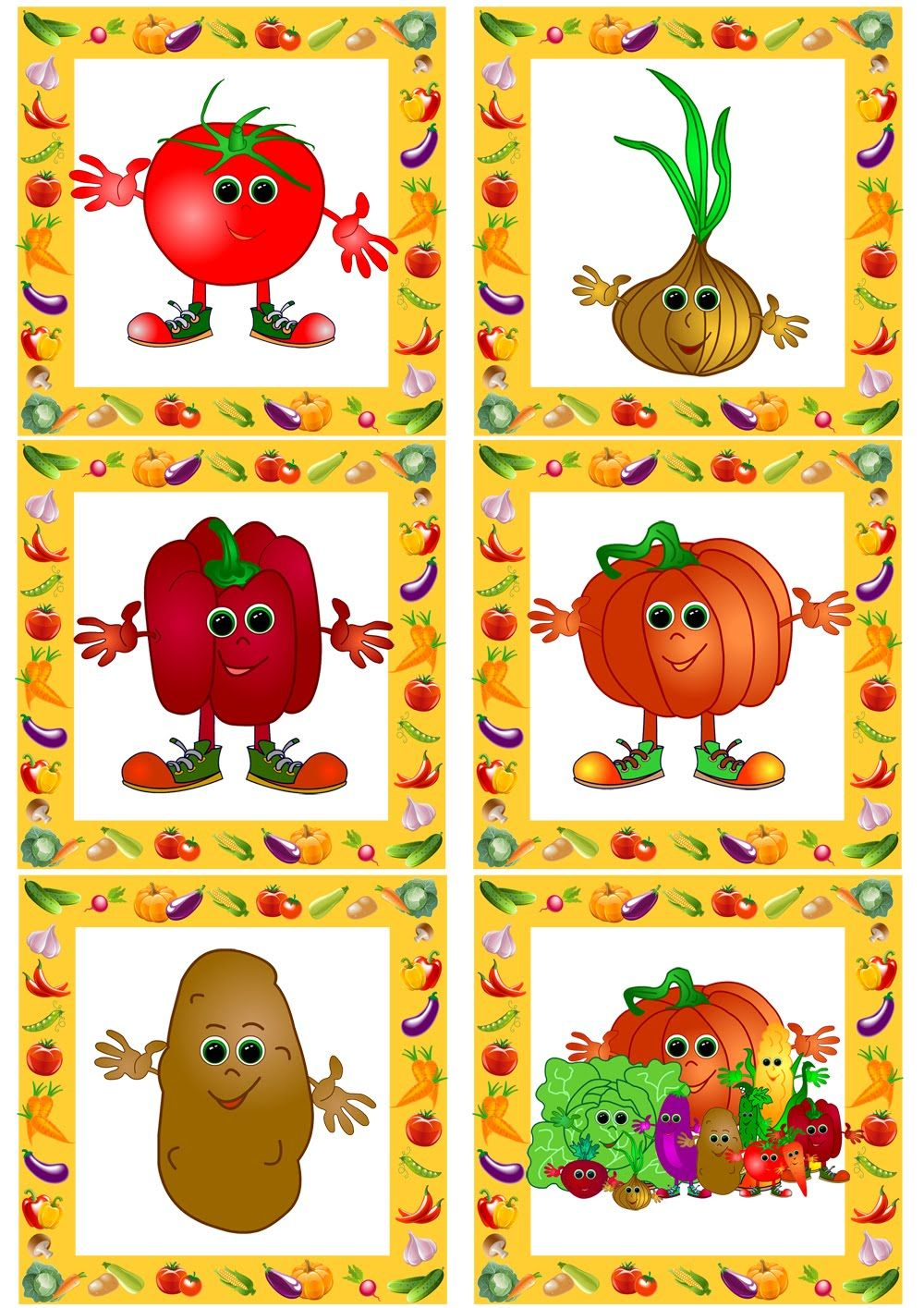 Worksheet Learn English Flash Cards 1000 images about vegetables flashcards colorings and worksheets on pinterest gardens english language bingo