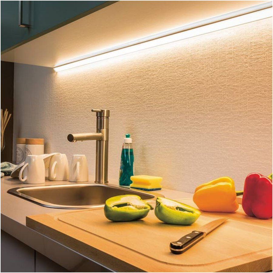 31 Magnificient Küchenbeleuchtung Unterbau Led | Arbeitsplatten ...