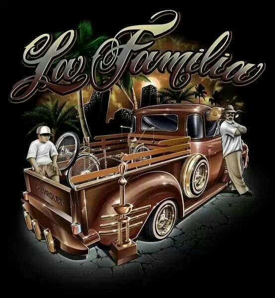 Pin on lowrider arte by guillermo - Brown pride lowrider ...