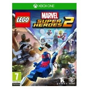 Gra Lego Marvel Super Heroes 2 Xbox One E Commerce Lego Marvel