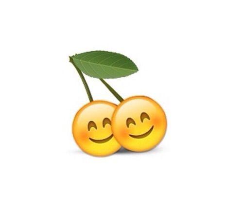 Immagine Tramite We Heart It Cherry Cute Favorites Funny Girly Hipster Inspire Like Magic Mixed Share Laughing Emoji Emoji Wallpaper Emoji Pictures