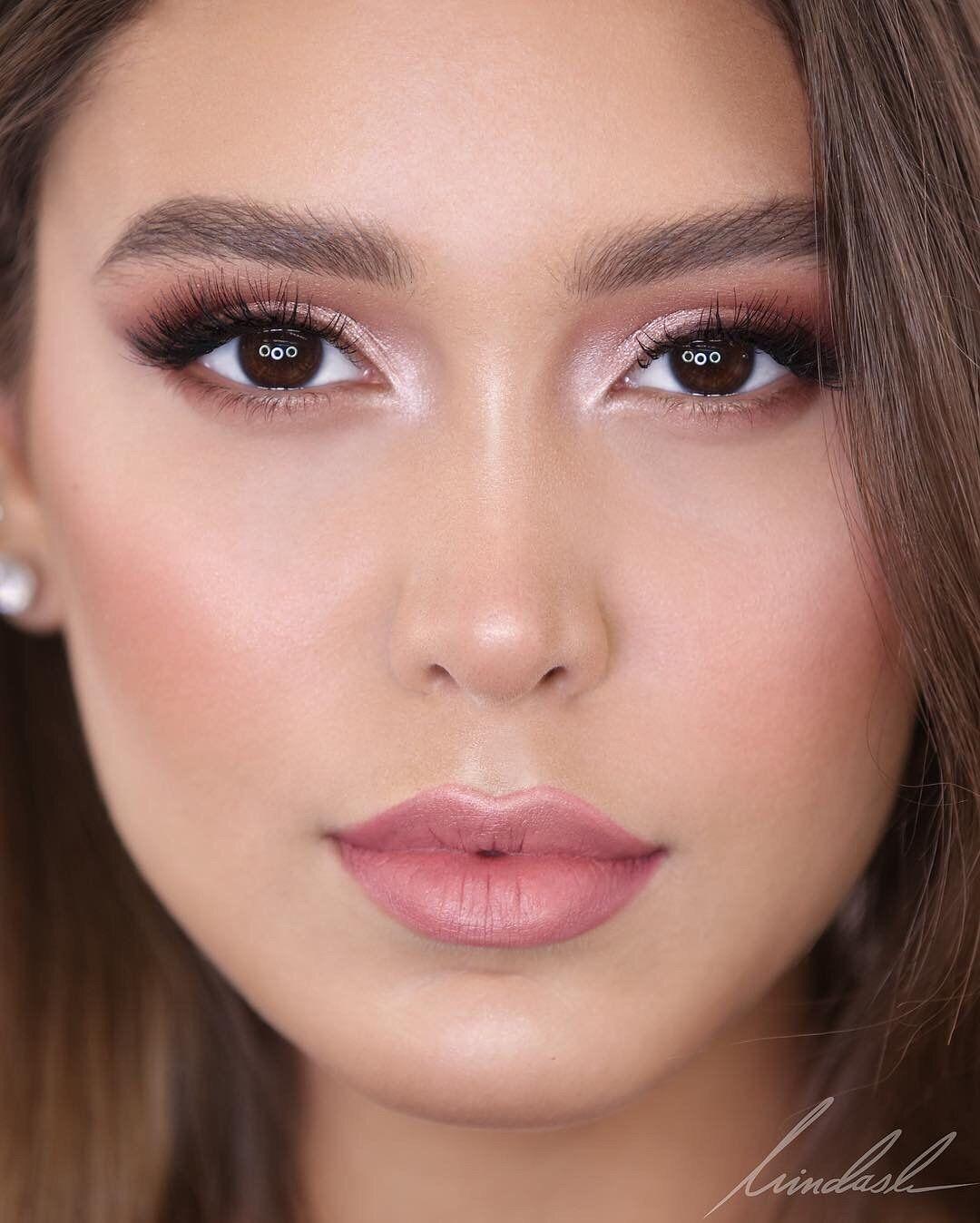 Warm Neutrals Eyeshadow Palette  Bridal makeup natural, Soft