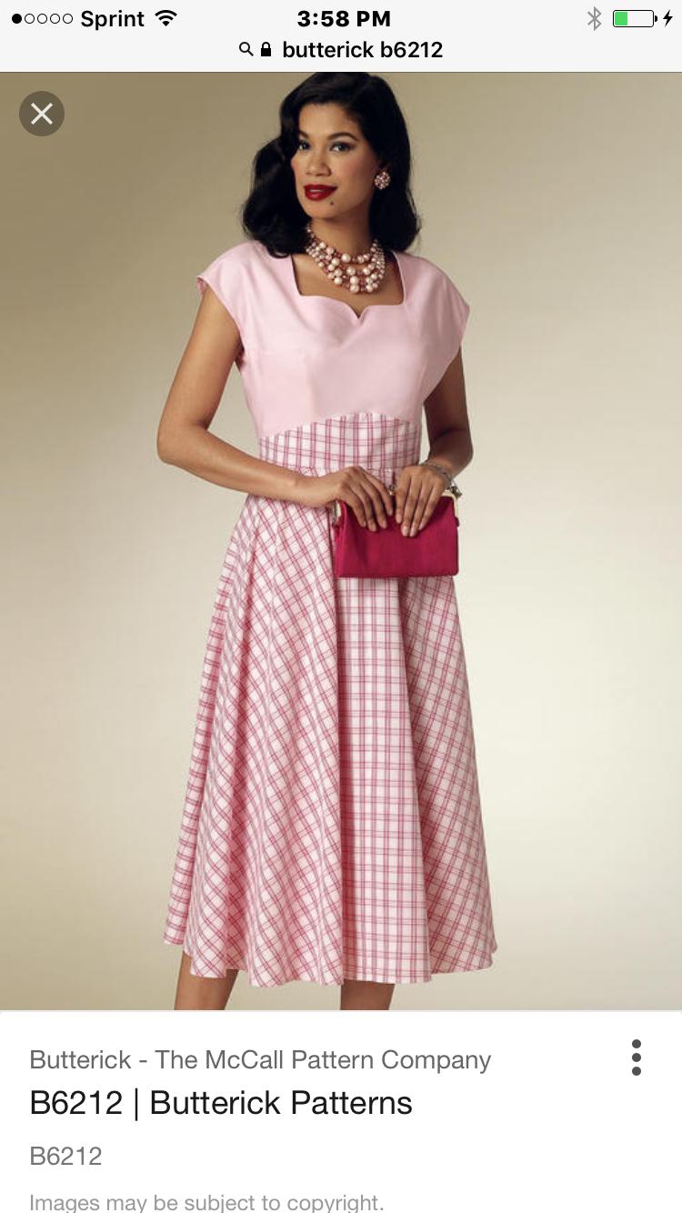 Pin de Grace en Sewing adventures | Pinterest | Vestidos vintage y ...
