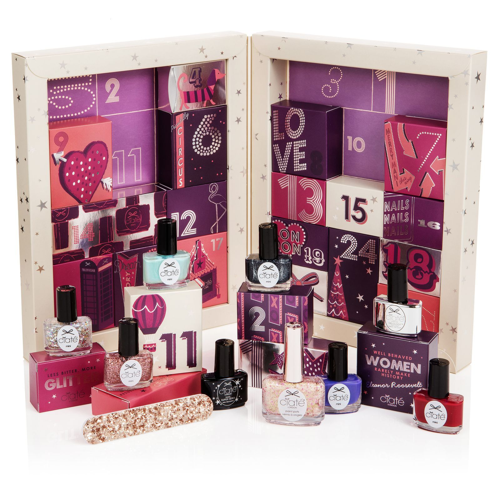 All the beauty advent calendars you can still buy now